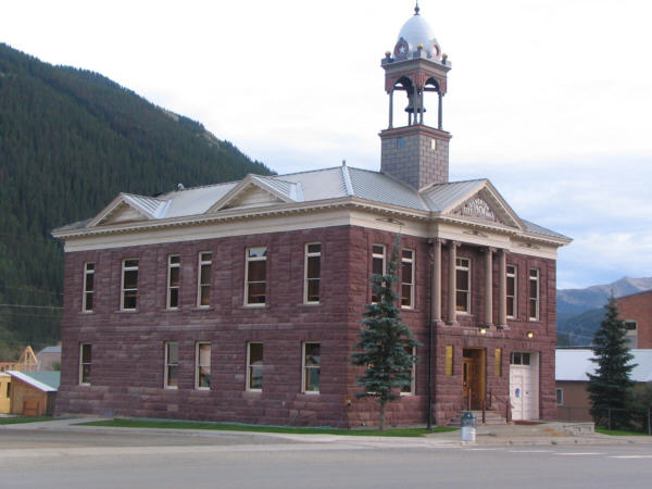 City Hall, Silverton