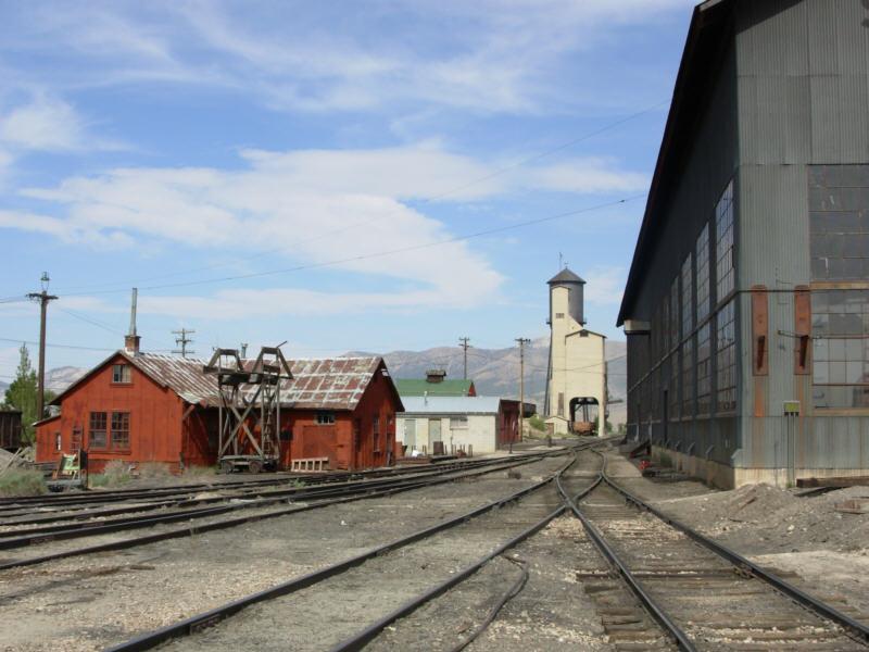 Fine Hydrocal Castings by C  C  Crow - Model Railroad