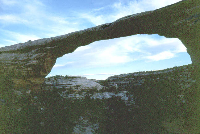 Owaccomo Natural Bridge.